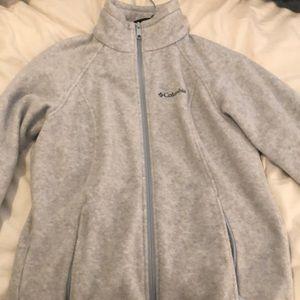 Colombia fleece sweater
